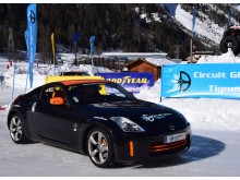 10 tours pilotage sur glace NISSAN 350Z 280 cv